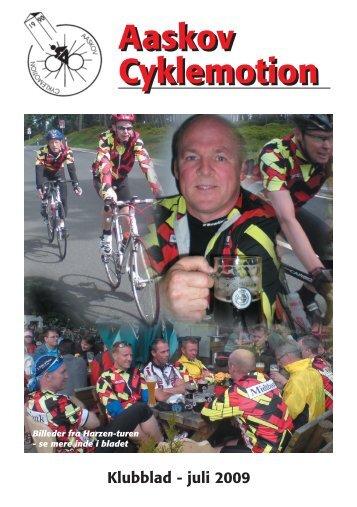 Klubblad juli 2009 - Kibæk Cykelmotion