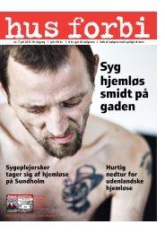 Syg hjemløs smidt på gaden Hurtig nedtur for ... - Hus Forbi