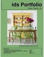 October - December 2012 - Interior Design Society