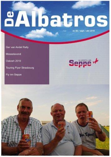 Albatros sep/okt 2010 - Vliegclub Seppe