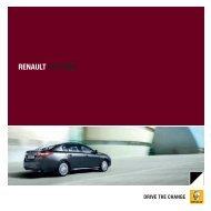 RENAULT LATITUDE - Garage Van Brantegem