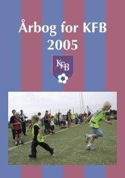 årbog 2005 færdig - Senior - DBU