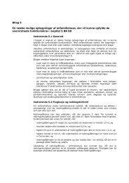 Bilag 5 Brandeksempler i enfamiliehuse - Bygningsreglementet