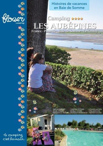 onze brochure - Les Aubépines