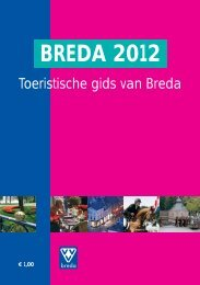 Toeristische gids van Breda