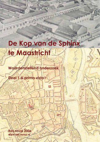 De Kop van de Sphinx te Maastricht - Gemeente Maastricht
