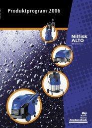 Tillbehör för professionella högtryckstvättar - Nilfisk-ALTO