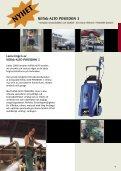 Tillbehör för professionella högtryckstvättar - Nilfisk-ALTO - Page 5