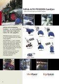 Tillbehör för professionella högtryckstvättar - Nilfisk-ALTO - Page 6