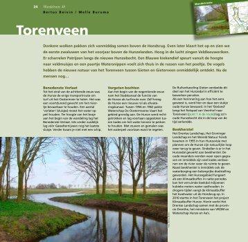 Torenveen - Stichting Het Drentse Landschap