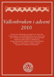 kopia 2010.indd - Vallonbruk i Uppland