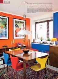 Bolig - Danish Design & Posters