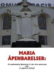 Maria Åpenbarelser 2012.p65 - Endtime.net
