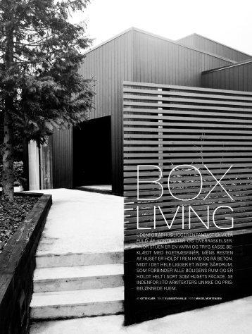 Læs artikel fra magasinet RUM - Friis & Moltke