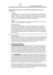 Verslag van de vergadering van de commissie ... - Gemeente Hoorn