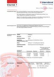 Chartek 7 - Barrier Brand- und Bautenschutz Gmbh