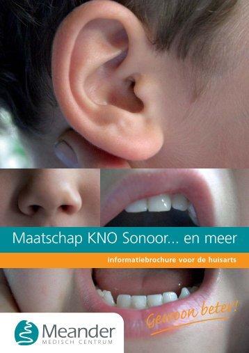 informatiebrochure - Meander Medisch Centrum
