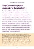 Vorgehensweise gegen organisierte Kriminalität - Seite 3