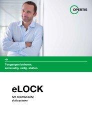 eLOCK – het elektronische sluitsysteem - Opertis GmbH