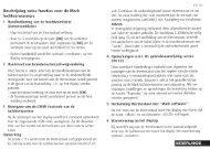 Handleiding Open Therm klokthermostaat artikelnr. 06 29 072
