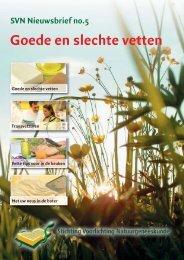 Download SVN nieuwsbrief no.5 2010 - Stichting Voorlichting ...