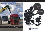 Scania Biler styrker organisationen i Midtjylland