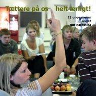 Tættere på os helt ærligt! - Viborg Kommune