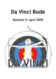Bode 9 - ESH Da Vinci