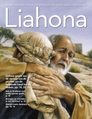 Februari 2011 Liahona
