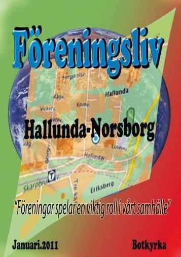 Untitled - Hallunda-Norsborg Föreningsråd