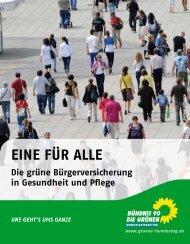 Buergerversicherung - Bündnis 90 / Die Grünen Neustadt am ...