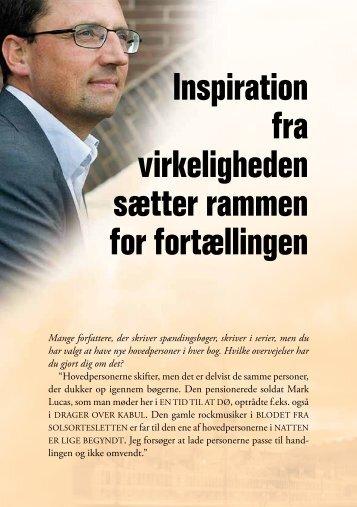 Læs interview med Morten Hesseldahl om EN TID TIL AT ... - Modtryk