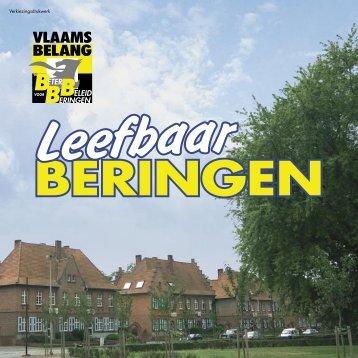 Verkiezingsdrukwerk - Vlaams Belang 2006