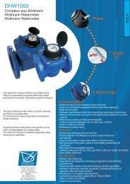 DHW1000 13-09-2012 - Compteurs eau