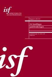 Ladda ned som PDF (2 MB) - Inspektionen för socialförsäkringen