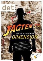 den internationale dimension - University College Sjælland