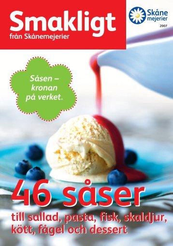 Smakligt Vår 2007 - Skånemejerier