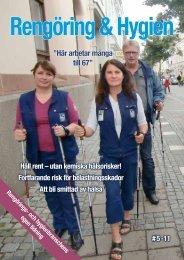 Läs Rengöring & Hygien #5-11 - SRTF