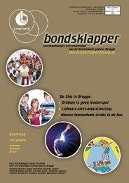 Drinken is geen kinderspel - Gezinsbond Gewest Brugge