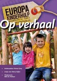 Op Verhaal van juni 2012 - Europa Kinderhulp