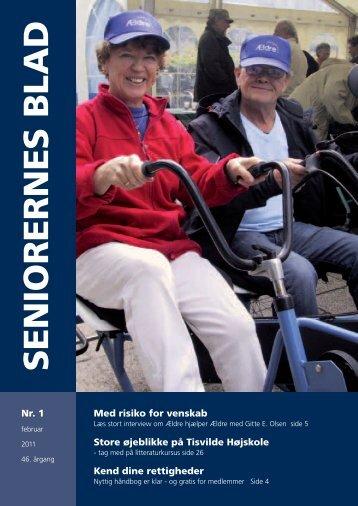 Seniorernes Blad. - Pensionisternes Samvirke