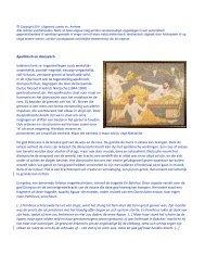Apollinisch en Dionysisch - Lambo