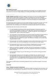 Wet Tijdelijk huisverbod Wet van 9 oktober 2008, houdende regels ...
