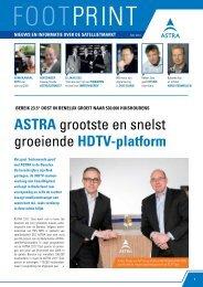 Footprint mei 2010 - ASTRA