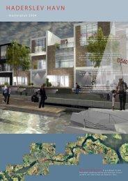 Masterplan Haderslev Havn - Hoffmann A/S