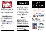 Frideborg Bio Frideborg