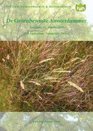 De Groenbewuste Amsterdammer - Ivn