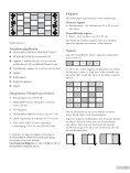 Download de naai-instructies voor het sprei (PDF) - HUSQVARNA ... - Page 2