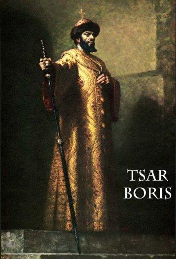 181. Tsar Boris - fritenkaren.se