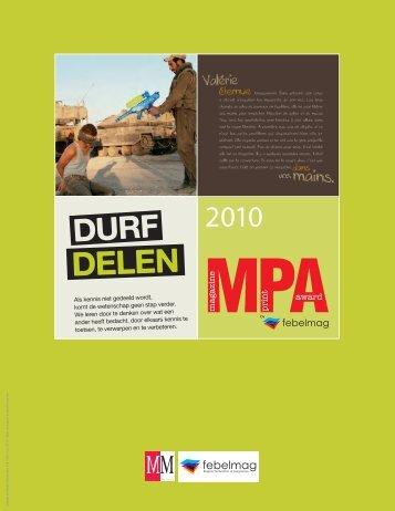 Special MM Magazine MPA 2010 - The Ppress